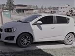 Foto venta Auto Usado Chevrolet Sonic  LT (2016) color Blanco precio $275.000