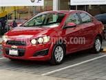 Foto venta Auto Seminuevo Chevrolet Sonic LT (2016) color Rojo precio $163,000