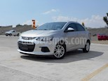 Foto venta Auto Seminuevo Chevrolet Sonic LT (2017) color Plata Brillante precio $198,000