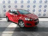 Foto venta Auto Seminuevo Chevrolet Sonic LT (2016) color Rojo precio $179,000