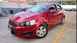Foto venta Auto Seminuevo Chevrolet Sonic LT (2016) color Rojo precio $160,000