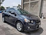 Foto venta Auto Seminuevo Chevrolet Sonic LTZ Aut (2015) color Azul Naval precio $175,000