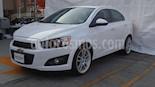 Foto venta Auto Seminuevo Chevrolet Sonic LTZ Aut (2015) color Blanco precio $165,000