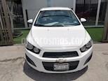 Foto venta Auto Seminuevo Chevrolet Sonic Paq E (2016) color Blanco Galaxia precio $185,000