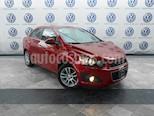 Foto venta Auto Seminuevo Chevrolet Sonic Paq F (2015) color Rojo Tinto precio $178,000