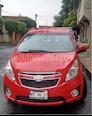 Foto venta Auto Seminuevo Chevrolet Spark LT CVT Aa Bolsas de Aire ABS (2012) color Rojo precio $87,000
