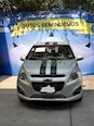 Foto venta Auto Seminuevo Chevrolet Spark LTZ (2013) color Gris precio $115,000