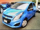 Foto venta Auto Seminuevo Chevrolet Spark LTZ (2015) color Azul precio $135,000