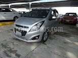 Foto venta Auto Seminuevo Chevrolet Spark LTZ (2017) color Plata precio $155,000
