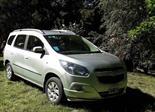 Foto venta Auto usado Chevrolet Spin LTZ 1.8 5 Pas (2013) color Gris Mond precio $220.000
