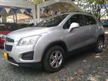 Foto venta Carro Usado Chevrolet Tracker 1.8 LS (2014) color Plata precio $46.500.000