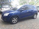 Foto venta Carro usado Chevrolet Tracker 1.8 LS (2013) color Azul precio $44.500.000