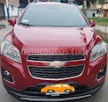 Foto venta Auto usado Chevrolet Tracker 1.8 LT  color Rojo precio u$s12,500