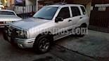 Foto venta Auto Seminuevo Chevrolet Tracker 4x2 Hard Top Aut (2001) color Plata precio $74,600