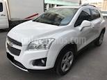 Foto venta Auto Usado Chevrolet Tracker LTZ + 4x4 Aut (2015) color Blanco Summit precio $490.000