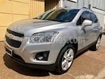 Foto venta Auto Usado Chevrolet Tracker LTZ + 4x4 Aut (2014) color Plata Switchblade precio $489.000