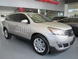 Foto venta Auto Seminuevo Chevrolet Traverse LT Piel (2014) color Dorado precio $339,000