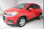 Foto venta Auto Seminuevo Chevrolet Trax LS (2017) color Rojo precio $258,000