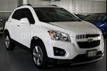 Foto venta Auto Seminuevo Chevrolet Trax LTZ (2015) color Blanco Galaxia precio $240,000
