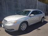 Foto venta Auto usado Chrysler 200 2.4L Touring (2012) color Plata precio $100,000