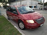 Foto venta Auto usado Chrysler Town and Country Limited 3.8L Aut (2007) color Rojo precio $115,000
