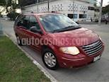Foto venta Auto usado Chrysler Town and Country Limited 3.8L Aut (2007) color Rojo precio $100,000