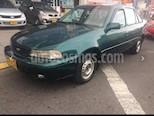 Foto venta Carro Usado Daewoo Cielo PEQUENO GLE (1997) color Verde precio $6.400.000
