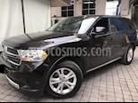 Foto venta Auto Usado Dodge Durango 3.6L 4x2 V6 (2013) color Negro precio $269,000
