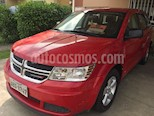 Foto venta Auto usado Dodge Journey 2.4L SE 2.4 4x2 3 Filas  (2013) color Rojo precio u$s35.000
