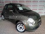 Foto venta Auto Seminuevo Fiat 500 Easy (2016) color Verde Oliva precio $210,000