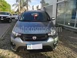 Foto venta Auto Usado Fiat Mobi Way (2018) color Gris Tellurium precio $358.000