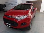 Foto venta Auto Usado Ford EcoSport 1.6L SE (2015) color Rojo Bari precio $328.000
