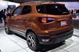 Foto venta carro usado Ford Ecosport Titanium Aut 4x2 (2017) color Blanco precio BoF200.000.000