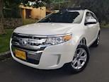 Foto venta Carro Usado Ford Edge Limited 3.5L Aut  (2014) color Blanco precio $75.800.000