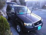 Foto venta Auto Seminuevo Ford Escape XLT 3.0L V6 (2007) color Gris Oscuro precio $95,000