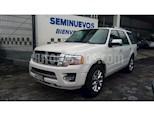 Foto venta Auto Seminuevo Ford Expedition 5 PTS. LIMITED, 5.4L, PIEL, QC, DVD, 4X4 (2016) color Blanco precio $550,000