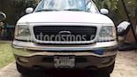 Foto venta Auto Seminuevo Ford Expedition Eddie Bauer 4x4  (2002) color Blanco precio $85,000