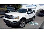 Foto venta Auto Seminuevo Ford Expedition King Ranch 4x2 (2017) color Blanco precio $695,000