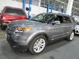 Foto venta Auto Seminuevo Ford Explorer 5 PTS. LIMITED, V6, TA, PIEL, QC, DVD, SYNC (2014) color Titanio precio $375,000