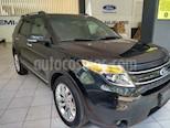 Foto venta Auto Seminuevo Ford Explorer 5 PTS. LIMITED, V6, TA, PIEL, QC, DVD, SYNC (2014) color Negro Profundo precio $295,000