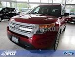 Foto venta Auto Seminuevo Ford Explorer 5 PTS. XLS, V6, TA (2015) color Rojo precio $375,000