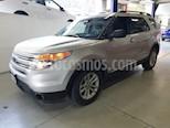 Foto venta Auto Seminuevo Ford Explorer 5 PTS. XLT, V6, TA, AE, 3ER. ASTO., SYNC (2013) color Plata precio $279,900