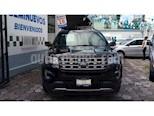 Foto venta Auto Seminuevo Ford Explorer 5 PTS. XLT, V6, TA, AE, 3ER. ASTO., SYNC (2016) color Negro precio $469,500