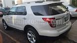 Foto venta Auto Seminuevo Ford Explorer Limited 4x2 4.0L  (2013) color Blanco precio $275,000
