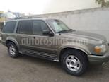 Foto venta Auto Seminuevo Ford Explorer Limited 4x2 4.6L V8 (2000) color Verde precio $50,000