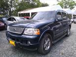 Foto venta Carro usado Ford Explorer Limited Aut (2003) color Azul precio $50.000.000