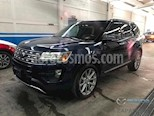 Foto venta Auto Seminuevo Ford Explorer Limited (2016) color Azul