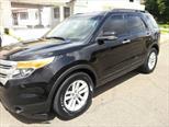 Foto venta carro usado Ford Explorer XLT 4.6L Aut 4x2 color Negro Onix precio u$s16.500