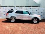 Foto venta Auto Seminuevo Ford Explorer XLT 4x2 4.0L  (2015) color Plata Vapor precio $390,000