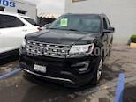 Foto venta Auto Usado Ford Explorer XLT 4x2 Piel (2016) color Negro precio $490,000